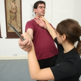 Self-defence picture